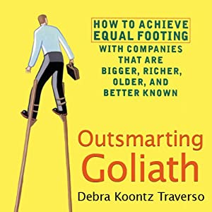 Outsmarting Goliath Audiobook