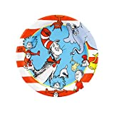 BirthdayExpress Dr Seuss Party Supplies - Dessert Plates (8)