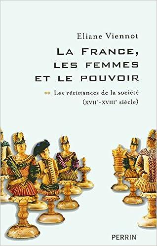La France, les femmes et le pouvoir pdf