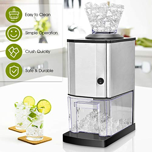 Buy ice machine for home bar