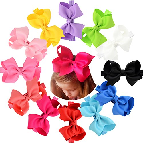 12PCS Large Headbands Children Toddlers product image
