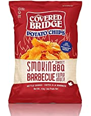 Covered Bridge Chips, Dark Russet Potato Chips