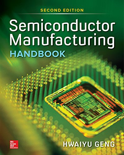 Semiconductor Manufacturing Handbook, Second Edition