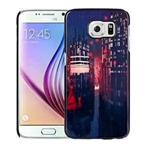 New Personalized Custom Designed For Samsung Galaxy S6 Phone Case For City Rainy Night Phone Case Cover