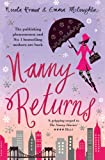 Front cover for the book The Nanny Returns by Emma McLaughlin