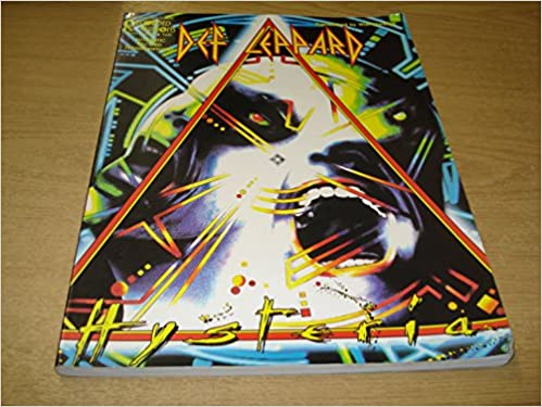 BEST OF DEF LEPPARD GUITAR TAB MUSIC SONG BOOK NEW