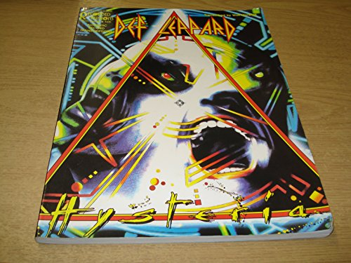 Def Leppard - Hysteria (Authentic Record Transcriptions With Notes and Tab)