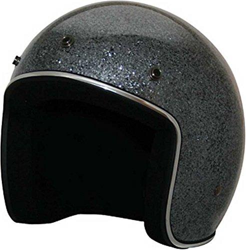 Glitter Motorcycle Helmet - 1
