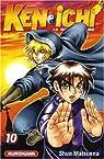 Ken-Ichi, tome 10 par Matsuena