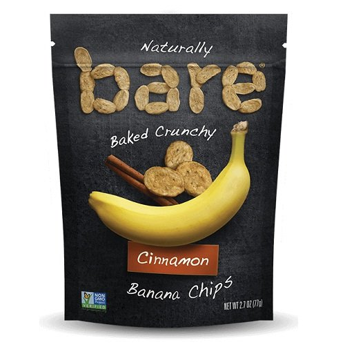 Bare Fruit Banana Chip Cinnamon (12x2.7 OZ) by Bare Fruit
