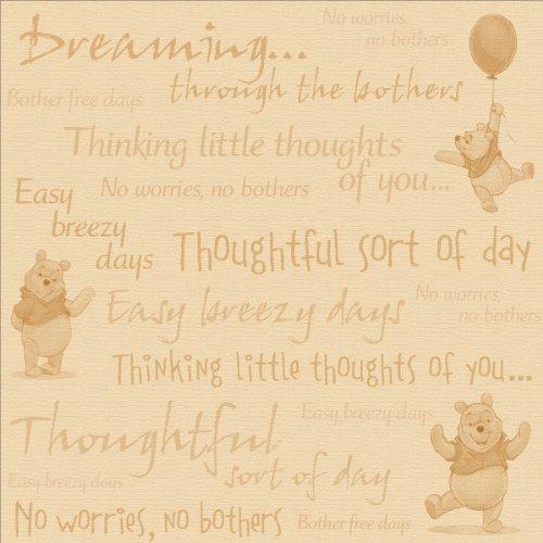 Sandylion Winnie the Pooh Little Thoughts Scrapbook (Pooh Scrapbook)