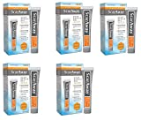 ScarAway 100% Silicone Self Drying Scar Repair Gel with Patented Kelo-cote Technology inFics, 20 grams, Pack of 5
