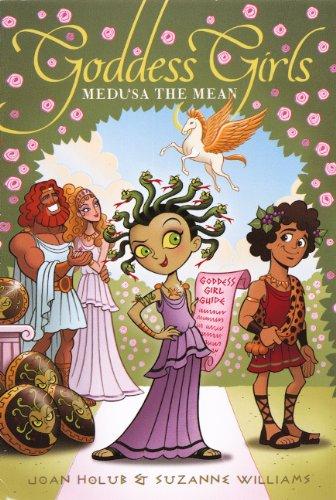 Medusa The Mean (Turtleback School & Library Binding Edition) (Goddess Girls) ebook