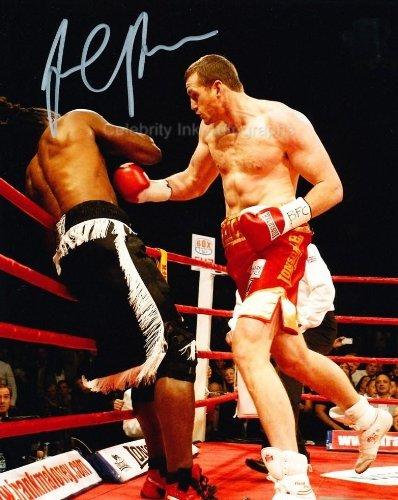 DAVID PRICE - Boxer Genuine Autograph