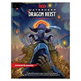 Book cover from D&D Waterdeep Dragon Heist HC (D&D Adventure) by Wizards RPG Team