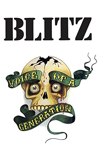 Blitz - Voice Of A Generation (Cassette)