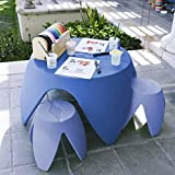 "ECR4Kids Indoor/Outdoor Furniture 18"" Blossom"