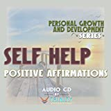 Personal Growth and Development Series: Self Help Positive Affirmations audio CD