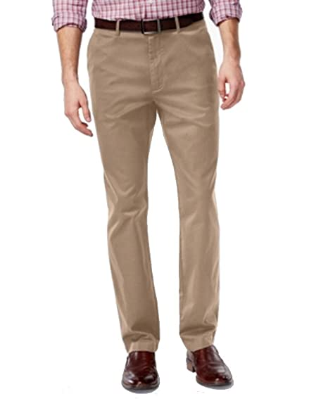 0a54dbd6d7a3 Michael Kors Men s Tailored Fit Chino Pants at Amazon Men s Clothing store
