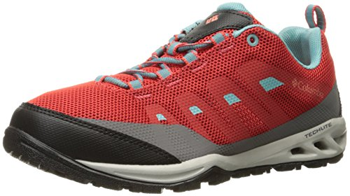 Red Outdoor Poppy lychee Femme Vapor Multisport Chaussures Vent Columbia Apg0IqOw