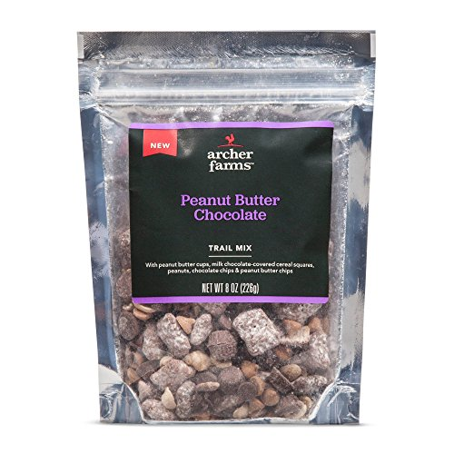 (Archer Farms Peanut Butter Chocolate Trail Mix 8oz, pack of)