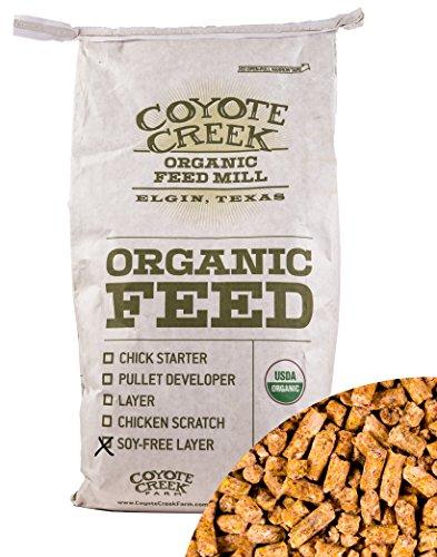 Coyote Creek Certified Organic Feed