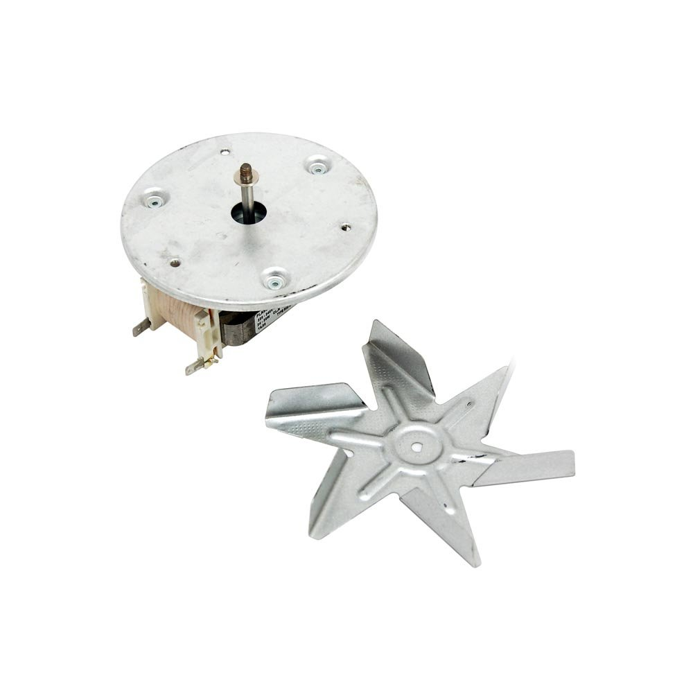 Ariston Cannon Cookers Creda Electra Export General Electric Homark Hotpoint Indesit Jackson Wrighton Main Oven Fan Motor Assembly - Genuine part number C00199560