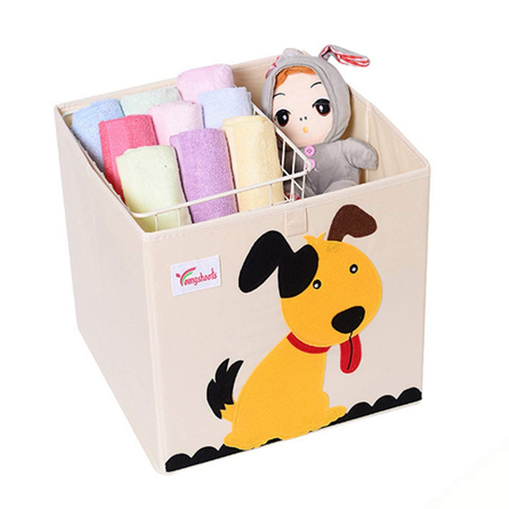 praktische Spielzeugbox f/ür jedes Kinderzimmer Kapazit/ät Spielkiste zur Aufbewahrung von Kinder Spielsachen YZNlife Kinder Aufbewahrungsbox ohne Deckel Kinder W/äschekorb Faltbar Spielzeug Box