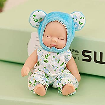 Amazon.com: MIIA Muñeca de bebé – Pequeñas muñecas de bebé ...