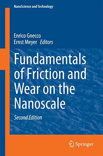 Fundamentals of Friction and Wear on the Nanoscale (NanoScience and Technology) Pdf