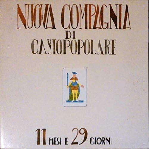 Nuova Compagnia Di Canto Popolare - 11 Mesi E 29 Giorni - EMI - 3C 064-18295
