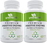 2-Pack Digestive Enzymes Supplement With Probiotics & Prebiotics, 120 Capsules, Natural Support for Better Digestion and Lactose Absorption, Helps Constipation & Gas Relief, IBS, Leaky Gut, Diarrhea Review
