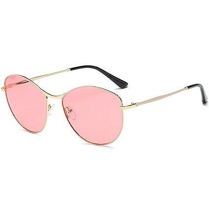 Aihifly Nuevas Gafas de Sol Estilo Simple pequeña Forma Ovalada Gafas de Sol  polarizadas de Las dd840e673f34