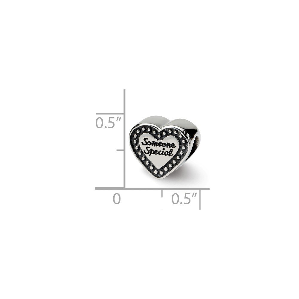 FB Jewels Solid 925 Sterling Silver Reflections Someone Special Bead