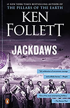 Jackdaws By Follett Ken