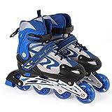 Inline Adjustable Skate,Roller Skating Shoes for kids Size 35-39