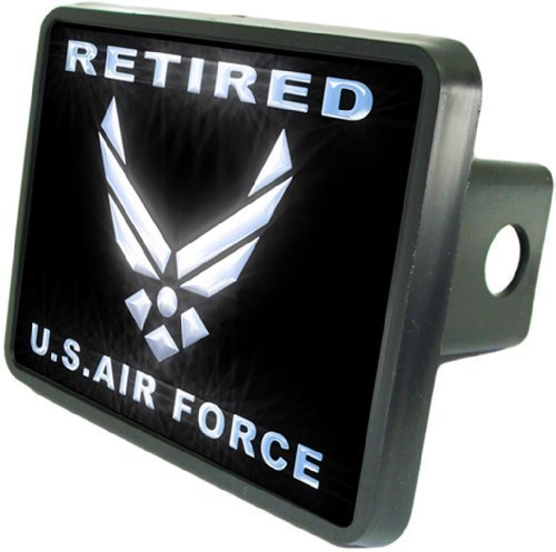 Retired Air force Custom Hitch Plug for 2