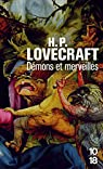 Démons et merveilles par  Howard Phillips Lovecraft