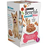 Beneful Chopped Blends - with Salmon, Tomatoes, Carrots & Wild Rice 9 Oz (Pack of 8)