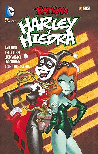 Descargar Libro Batman: Harley Y Hiedra Paul Dini