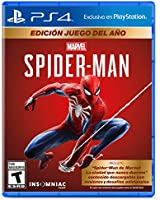 Marvel's Spider-Man - Game Of The Year Edition - PlayStation 4