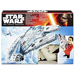 Hasbro B3075 Star Wars The Force Awakens Millennium Falcon