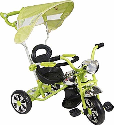 Bsd Triciclo Passegino Per Bambini Bicicletta Triciclo Con
