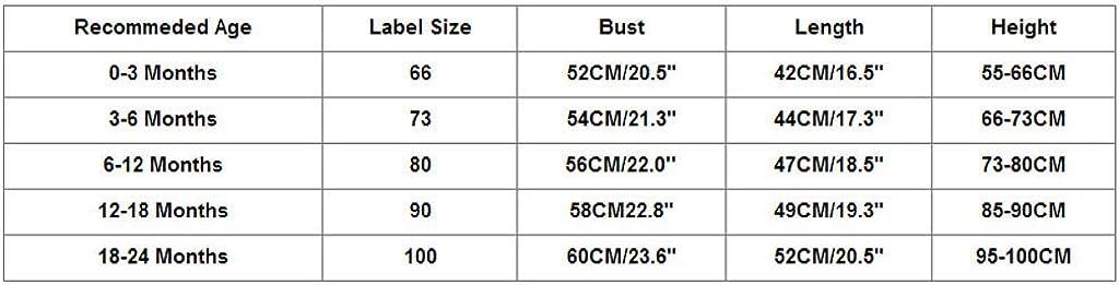 Sunnywill Combinaison B/éb/é Fille//Gar/çon Nouveau-n/é Body Manches Courtes Coton Epaule Unie Snaps Romper