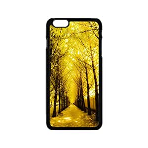 Hope-Store Yellow tree Phone Case for iPhone 6 Case