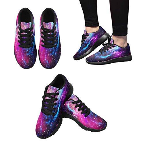 Trainers Multi InterestPrint Cross Sneakers 14 Women's Running TnnUHwvxq