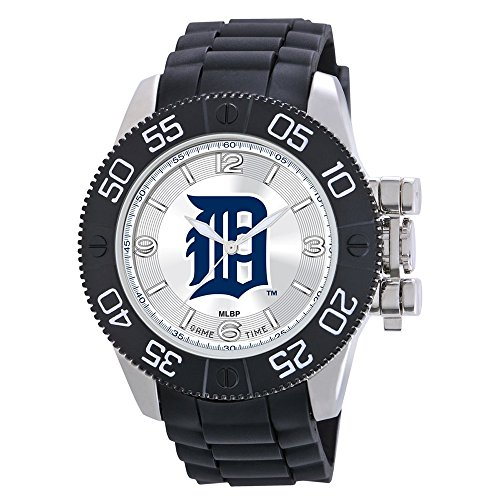 Detroit Tigers Watch (Game Time Men's MLB-BEA-DET