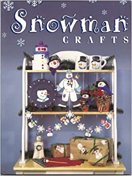 Book Snowman Crafts