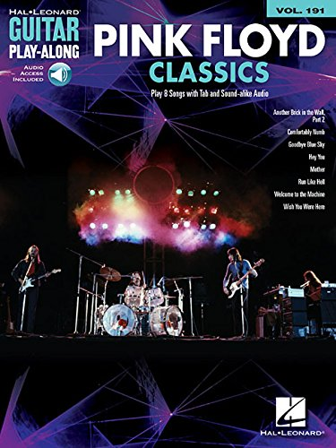 Pink Floyd Classics: Guitar Play-Along Volume 191 (Guitar Play Along Book)