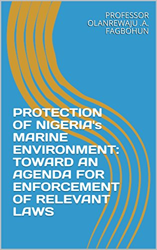 Amazon.com: PROTECTION OF NIGERIAs MARINE ENVIRONMENT ...